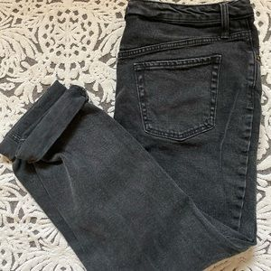 Mossimo mom jeans size 14